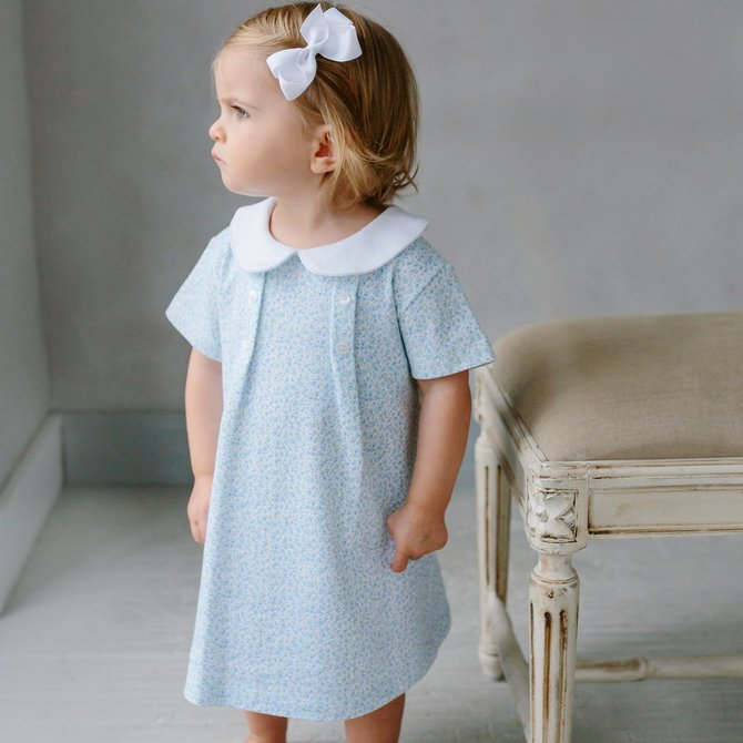 Little English Charlotte Pleated Dress