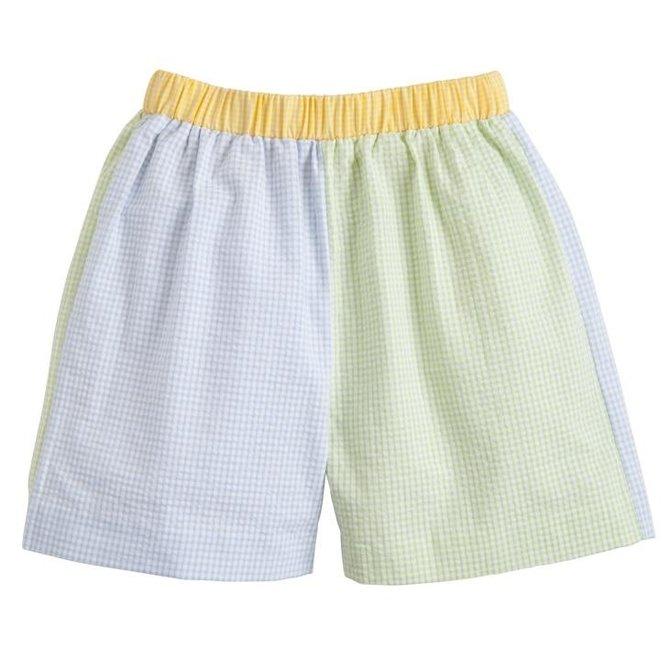 Little English Basic Short- 2 colors
