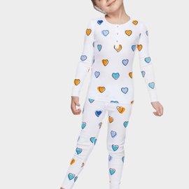 Roberta Roller Rabbit Big Hearts Pajamas
