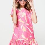 Milly Mini Floral Brynn Dress