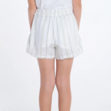 Bella Dahl Frayed Waist Beach Short