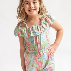 Charlies Project Lillian Pink Romper