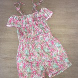 Charlies Project Lillian Flower Romper