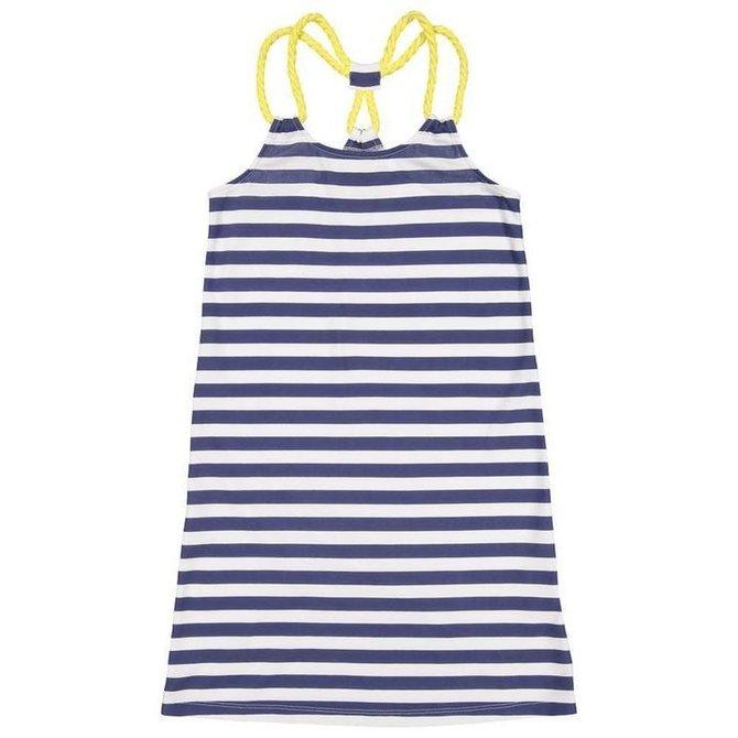 CPC Childrenswear Cora Rope Tie Halter Dress