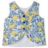 CPC Childrenswear Kingsley Buttonback Top