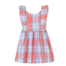 CPC Childrenswear Coco Placid Plaid Dress