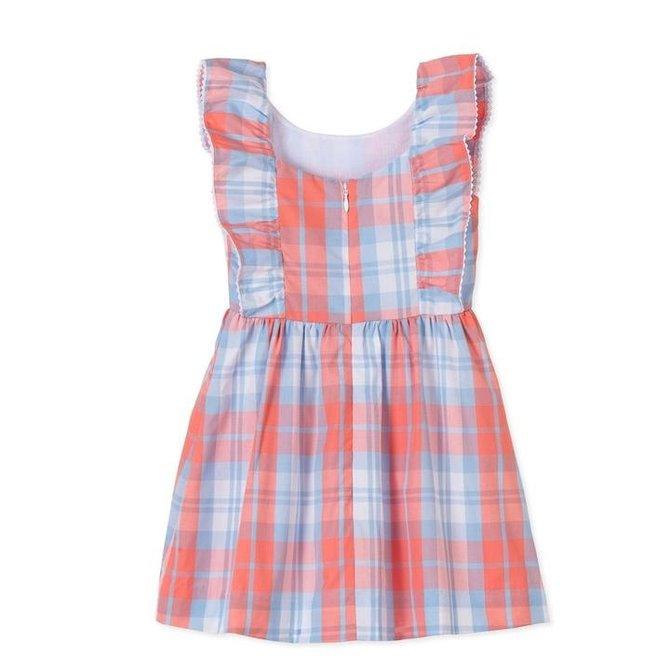 CPC Childrenswear Coco Placid Plaid Dress