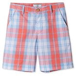 CPC Childrenswear Hudson Placid Plaid Short