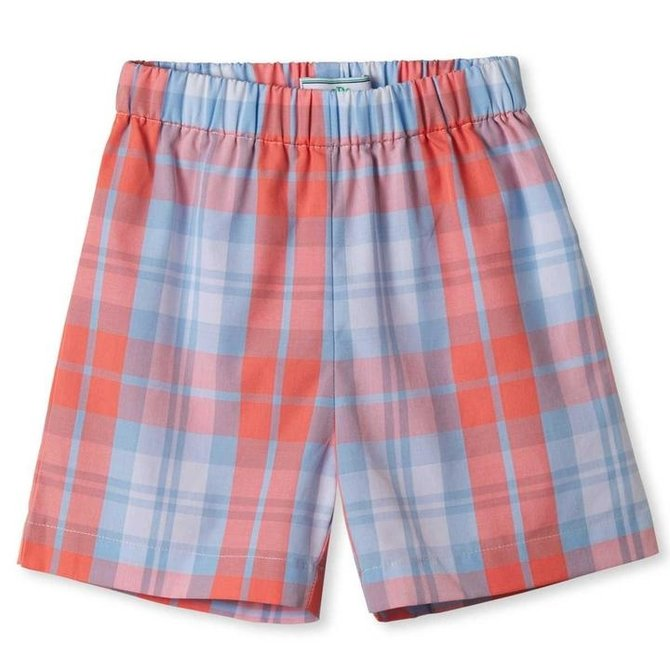 CPC Childrenswear Dylan Placid Plaid Short