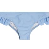 Minnow Swim Girls Peri Blue Ruffle Bikini Bottom
