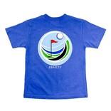 The Bailey Boys Logo Tee, Golf on Chambray