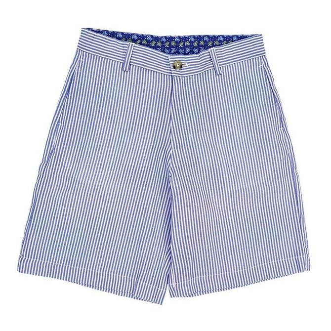The Bailey Boys Twill Short- Navy, Khaki, Seersucker