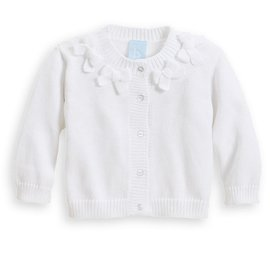 Bella Bliss Bow Collar Cardigan- 2 Colors Available