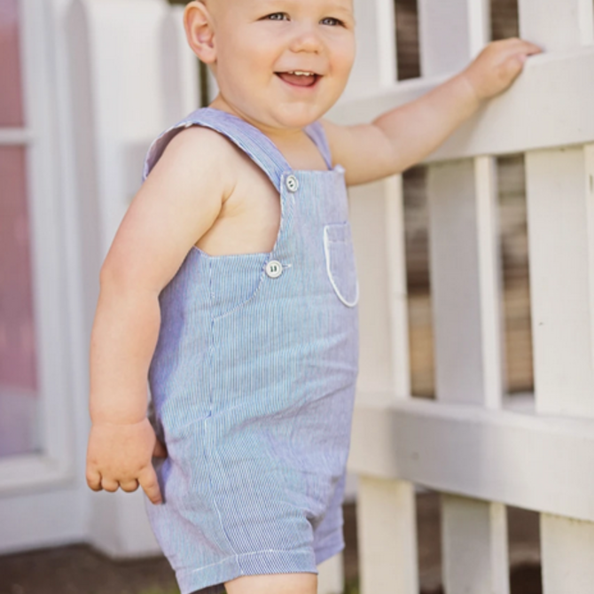 Busy Bees George Romper