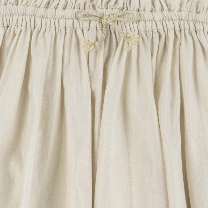 Mayoral Champagne Linen Skirt