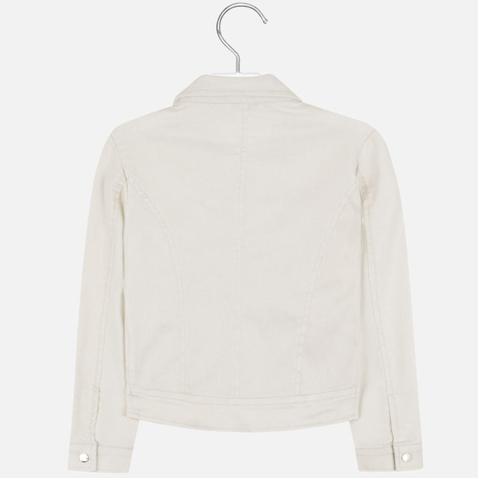 Mayoral Champagne Zip Jacket