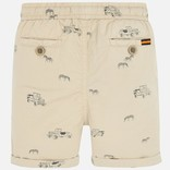 Mayoral Safari Stamp Bermuda Short