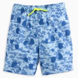 Southern Tide Shark Frenzy Swim Trunk