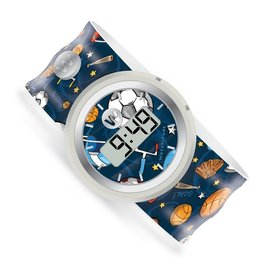 Slap Watch- 12 Patterns Available