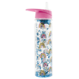 Rainbows and Hearts Water Bottle