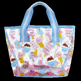 Ice Cream Treats Clear Tote Bag