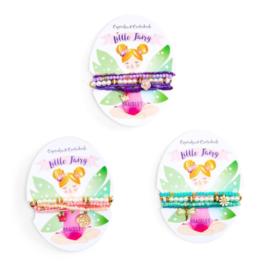 Fairy Set of 4 Bracelets