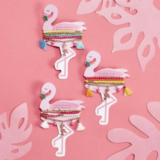 Flamingo Bracelets
