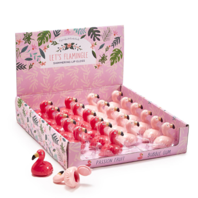Flamingo Lip Gloss