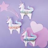 Set of 4 Unicorn Bracelets