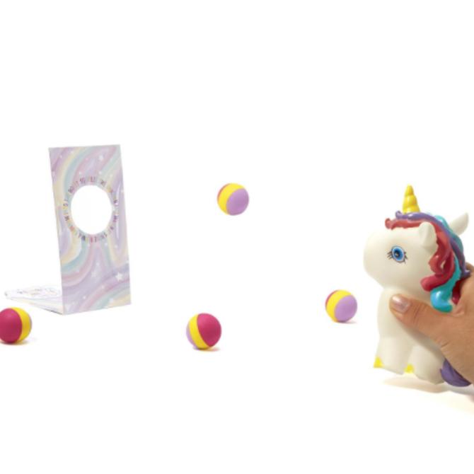 Air Powered Unicorn Ball