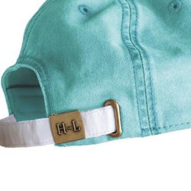 Pink Scallop Hat