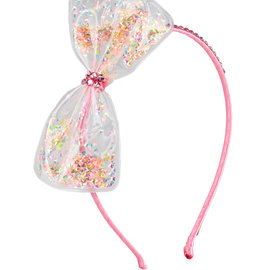 Confetti Bow Headband