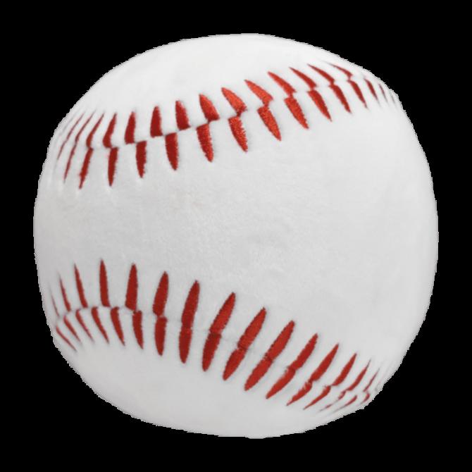 Iscream Baseball Slow Rise Pillow