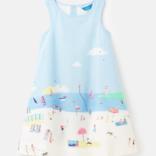 Joules Bunty Beach Border Dress