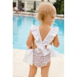 Sal and Pimenta Frilled Miracouro Swimsuit