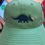 Harding Lane Youth Hat Triceratops on Keys