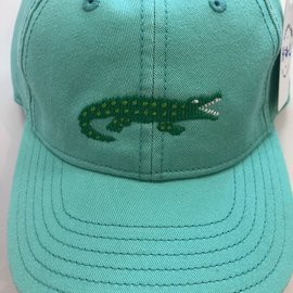 Harding-Lane Harding Lane Youth Alligator on Keys Green Hat