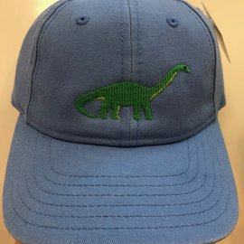 Harding-Lane Harding Lane Youth Brontosaurus on Light Blue Hat