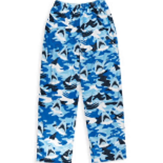 Iscream Shark Plush Pants