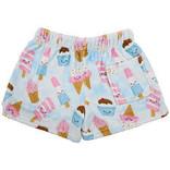 Iscream Ice Cream Treats Plush Shorts
