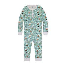 Roberta Roller Rabbit Rabbit Kids HEAD & TAILS Pajama Set