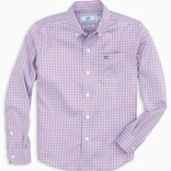 Southern Tide Youth Prow Intercoastal Performance Button Down