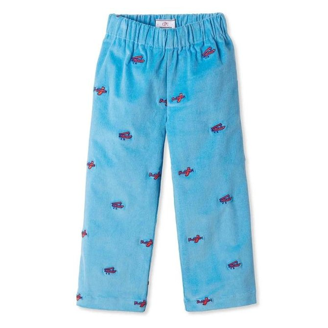 CPC Childrenswear Myles Slim Pant with Planes