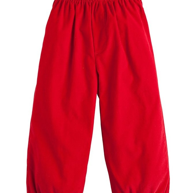 Little English Boys Banded Pull on Pant