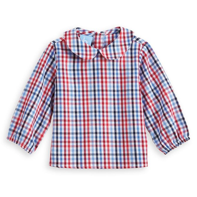 Bella Bliss Thomas Shirt Bennett Plaid