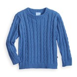 Bella Bliss Cableknit Pullover- 2 Colors