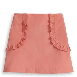 Bella Bliss Peppa Skirt Rose Cord