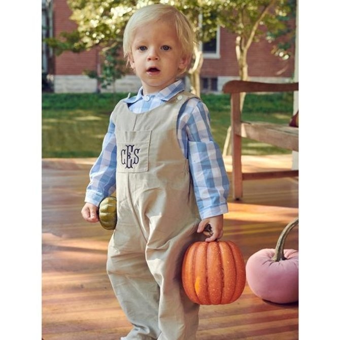 Bella Bliss Corduroy Overall- 2 Colors