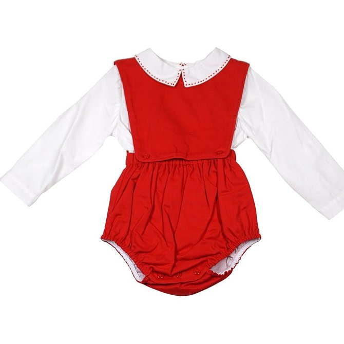 Sophie & Lucas Corduroy 2pc Overall