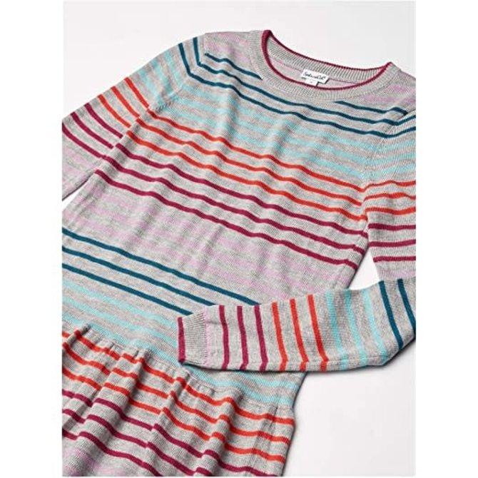Splendid Multi Stripe Sweater Dress